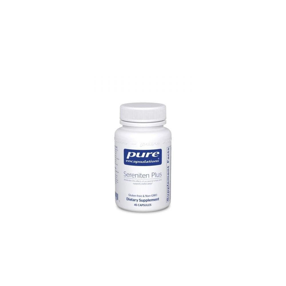 Pure Encapsulations Sereniten Plus -- 45 Capsules
