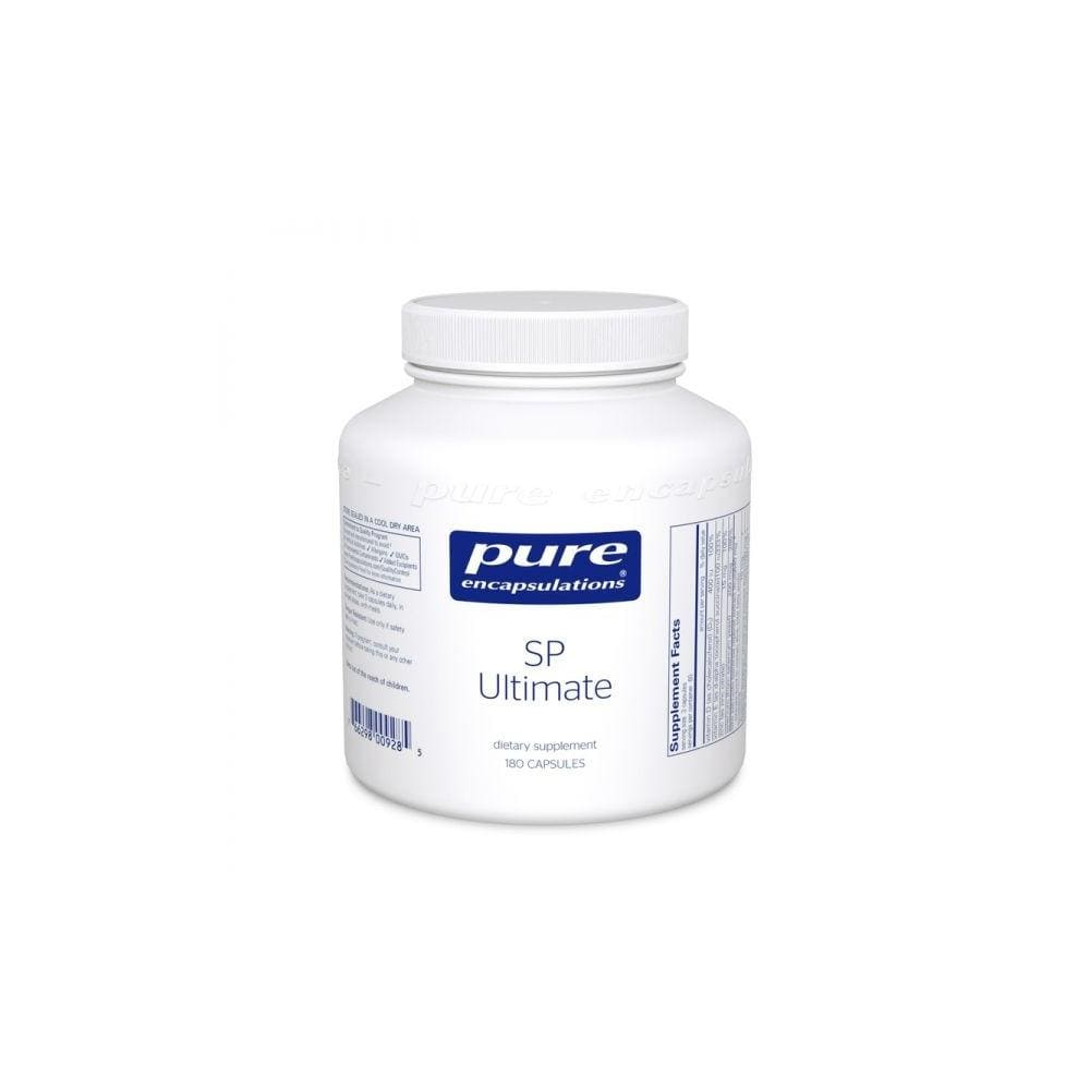 Pure Encapsulations SP Ultimate -- 180 Capsules
