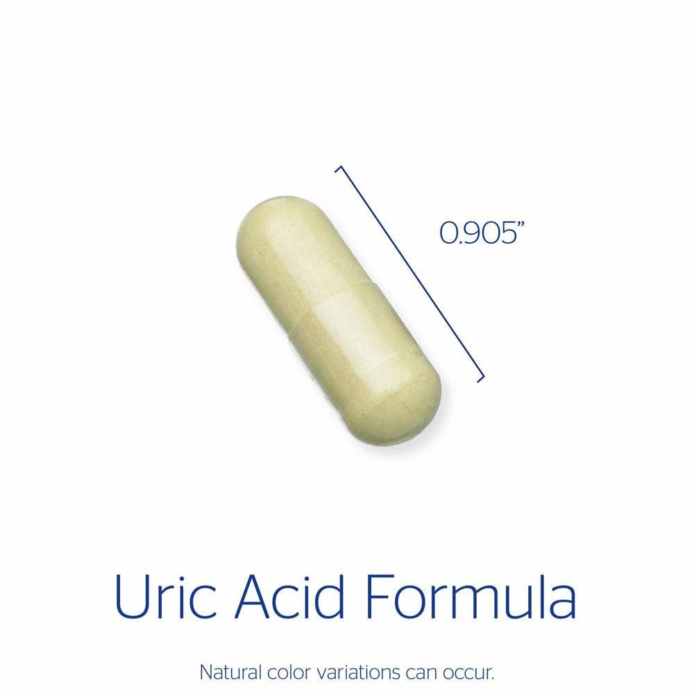 Pure Encapsulations Uric Acid Formula -- 120 Capsules