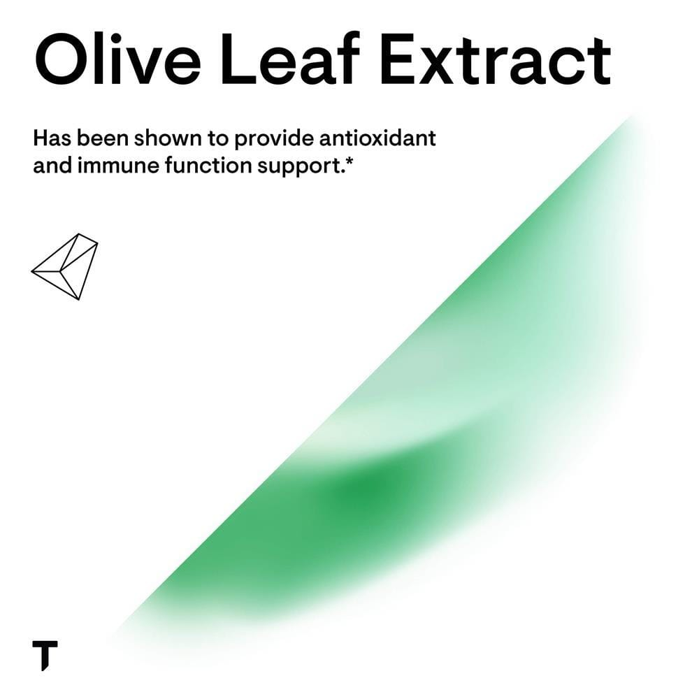 Thorne Research Olive Leaf Extract -- 60 Capsules
