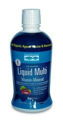 Trace Minerals Liquid Multi Vitamin-Mineral Berry -- 30 oz