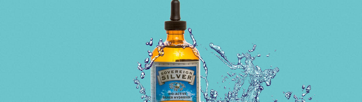 Shop for Sovereign Silver Bio-active Hydrosol with Free Shipping