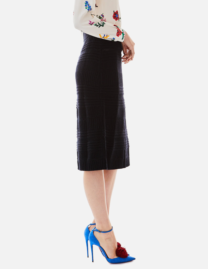 The Tolland Knit Skirt