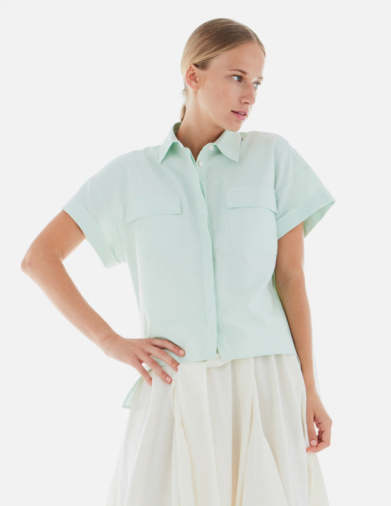 The Sandisfield Blouse