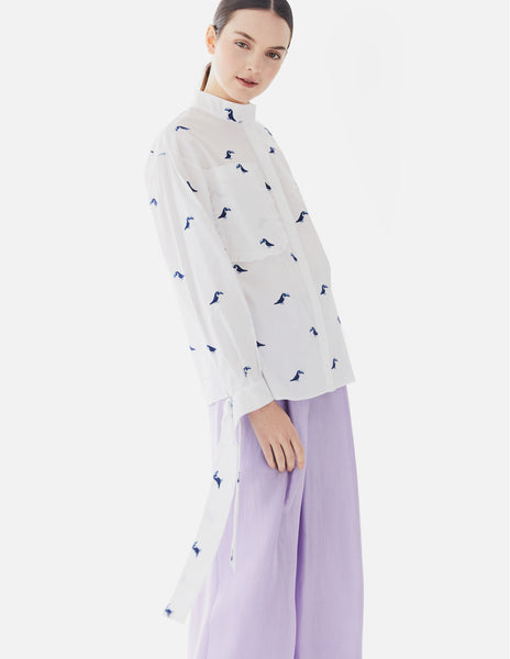 The Pell Blouse