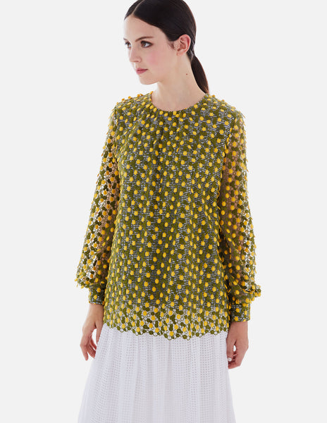 The Wynton Blouse