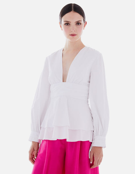 The Hollis Blouse