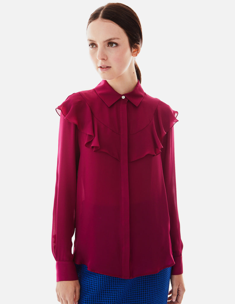 The Rosemont Blouse