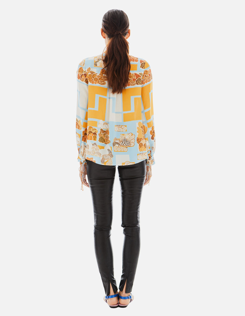 The Blantyre Blouse