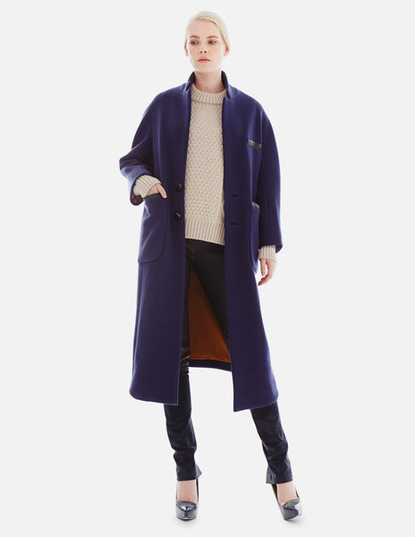 The Beckmann Overcoat