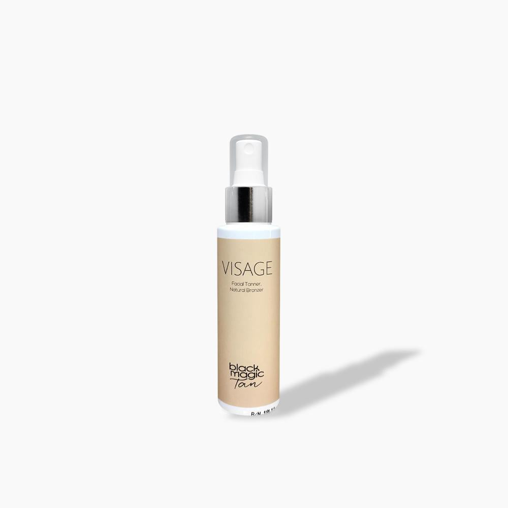 Facial Tanner, Natural Bronzer