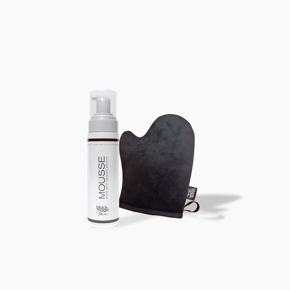 Vibe Mousse with Application Glove