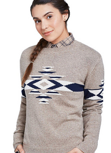 United By Blue Canyon Crewneck Sweater