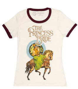 Out of Print The Princess Bride Women's Ringer Tee