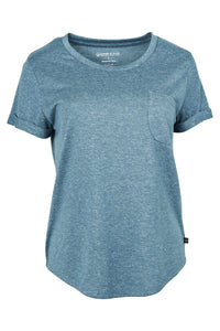 United By Blue Pocket Tee