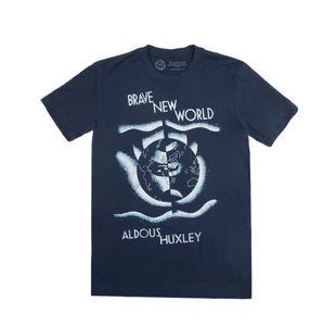 Out of Print: Brave New World Unisex Tee