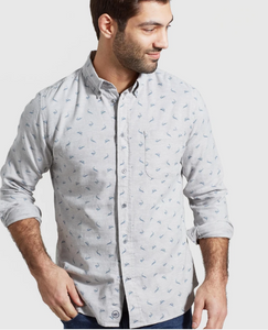 United By Blue Chambray Button Down