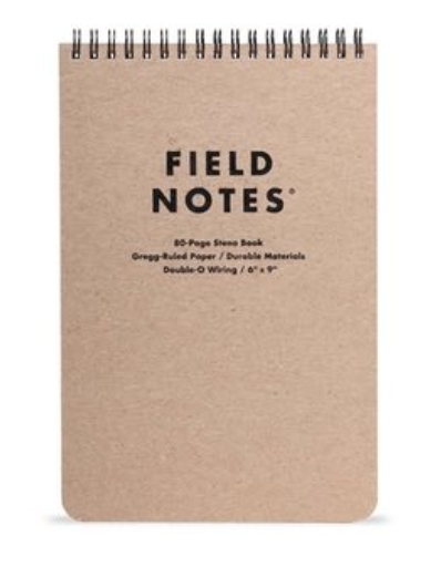 Field Notes 80-page Steno