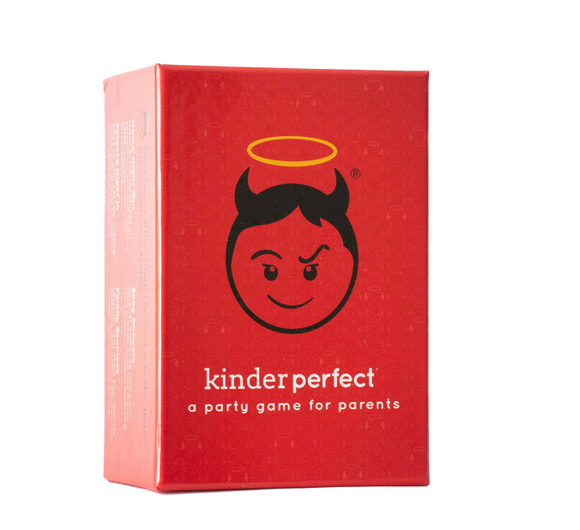 Kinderperfect Adult Card Game