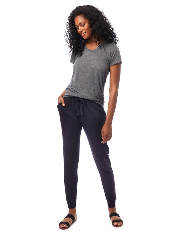 Alternative Apparel Modal Interlock Jogger