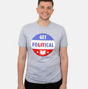 Out of Print Political Unisex Tee's