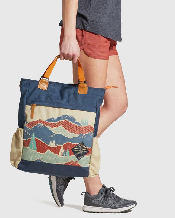 United By Blue Convertible Carryall Bag