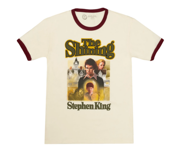 Out of Print The Shining Unisex Ringer Tee