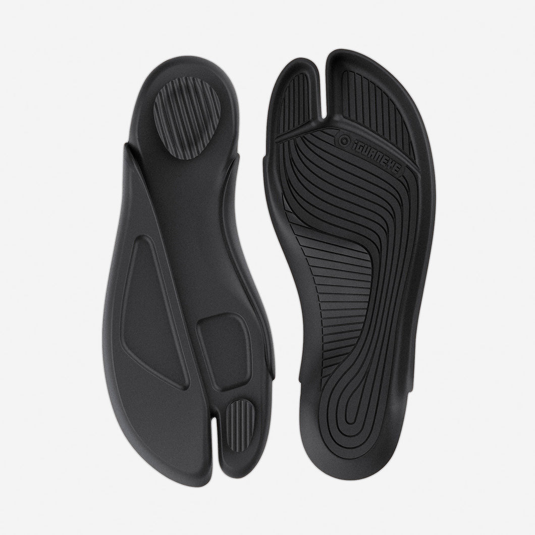 Jungle Light soles Black