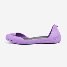 Charger l'image dans la galerie, Freshoes Lilas with the Suede leather insoles Ash Grey side view