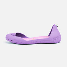 Charger l'image dans la galerie, Freshoes Lilas with the Suede leather insoles Misty Rose side view