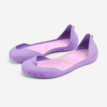 Charger l'image dans la galerie, Freshoes Lilas with the Suede leather insoles Misty Rose perspective view