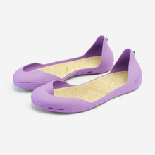 Charger l'image dans la galerie, Freshoes Lilas with the Vegan insoles Beige perspective view