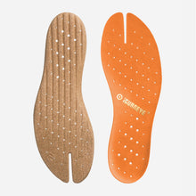 Load image into Gallery viewer, Freshoes Suede leather insoles Amber Orange