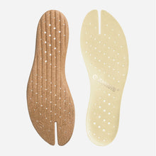 Load image into Gallery viewer, Freshoes Vegan insoles Beige
