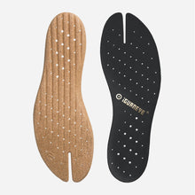 Load image into Gallery viewer, Freshoes Vegan insoles Black