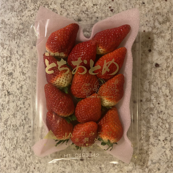 Tochiotome Strawberries