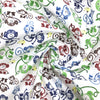 MONKEY Fabric - Laminated Cotton - by the yard
