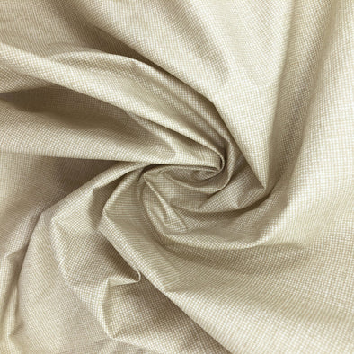 SAND Fabric - Laminated Cotton - 10yd Roll