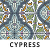 CYPRESS Fabric - choose Laminated or Plain Cotton