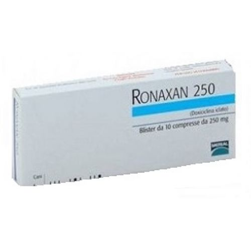RONAXAN 250mg 10pils For Large DOGS Infections