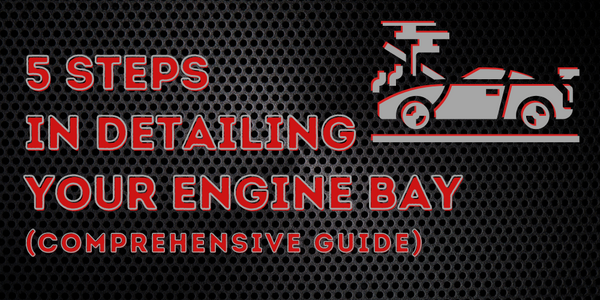 5 Steps In Detailing Your Engine Bay (Comprehensive Guide)