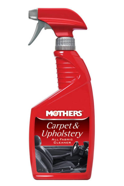 Mothers Carpet And Upholstery Cleaner