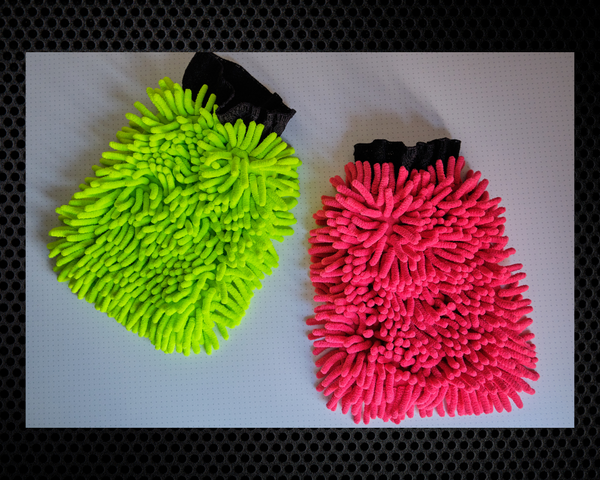 Not Needed In A Car Detailing Kit Anymore Wash Mitts