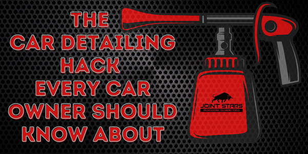 The Car Detailing Hack Every Car Owner Should Know About