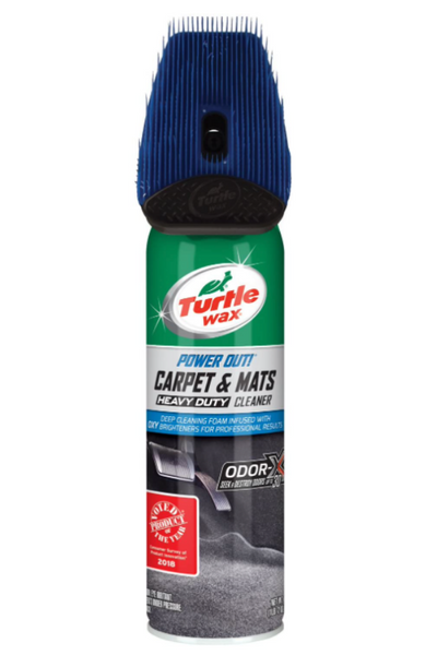 Turtle Wax Power Out Carpet And Mats Cleaner