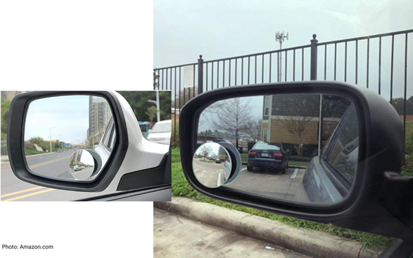 practical car product blind spot mirror