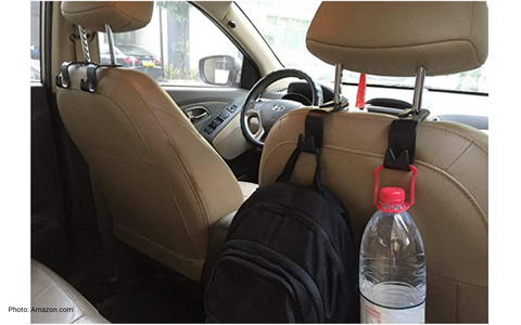 practical car product hook organizers