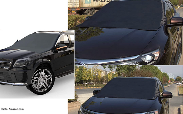 practical car product windshield cover