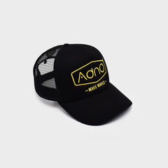 Adno Trucker logo Black