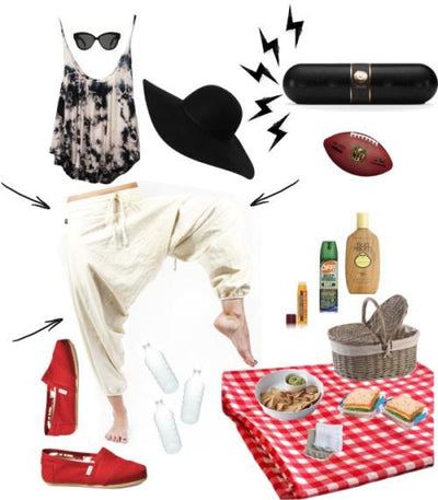 Picnic Day by Buddha Pants